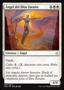 Ángel del Dios Faraón