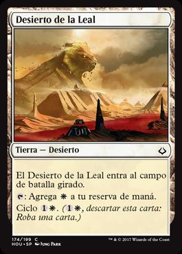 Desierto de la Leal