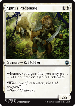 Ajaniu0027s Pridemate & Iconic Masters | MAGIC: THE GATHERING