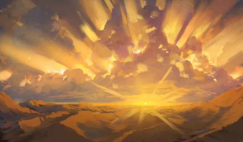 The Artists Of Magic  Noah Bradley