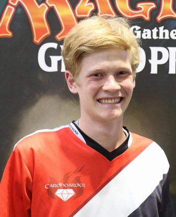 Lucas Kiefer at Grand Prix Kyoto