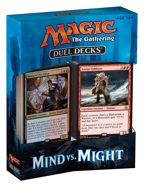 Duel Decks - Mind vs Might TLwNbTyqLI