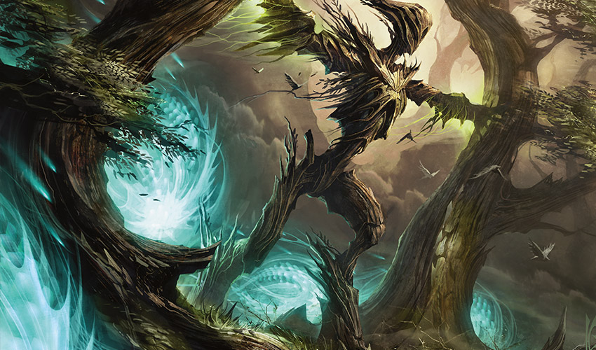 Whisperwood Elemental