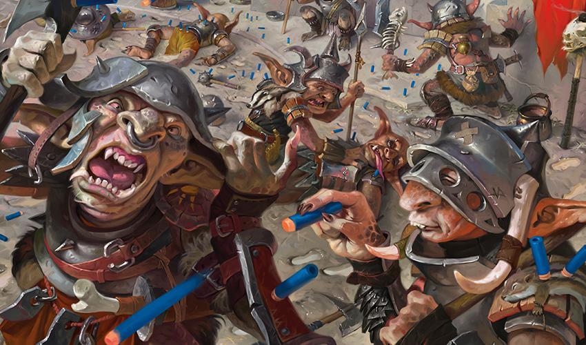 The Nerf War