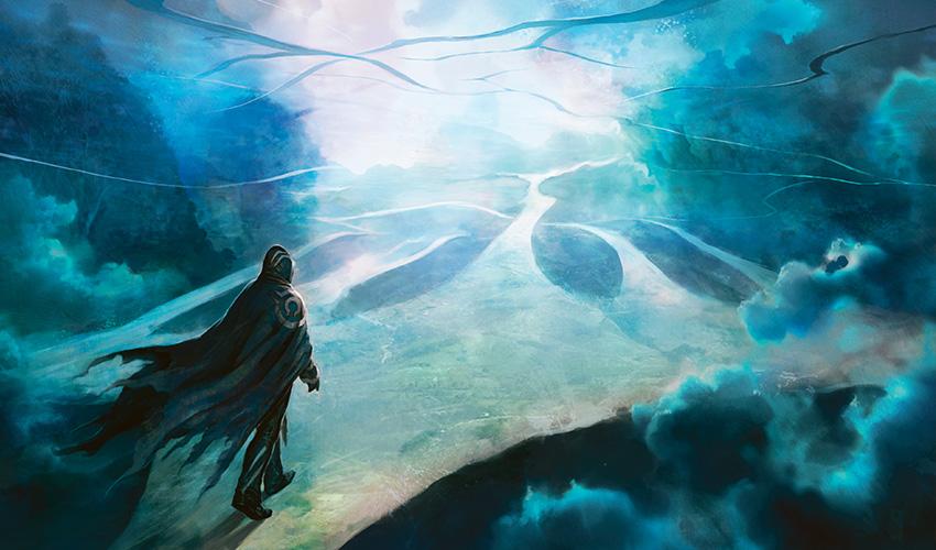 Onisciência | Ilustração: Jason Chan