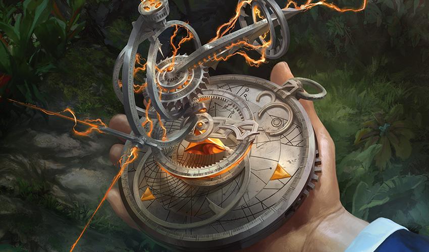 Astrolabio taumatúrgico