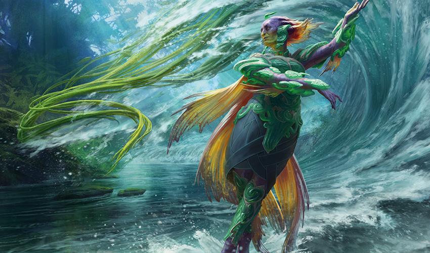 Tishana, Voz de la Tormenta