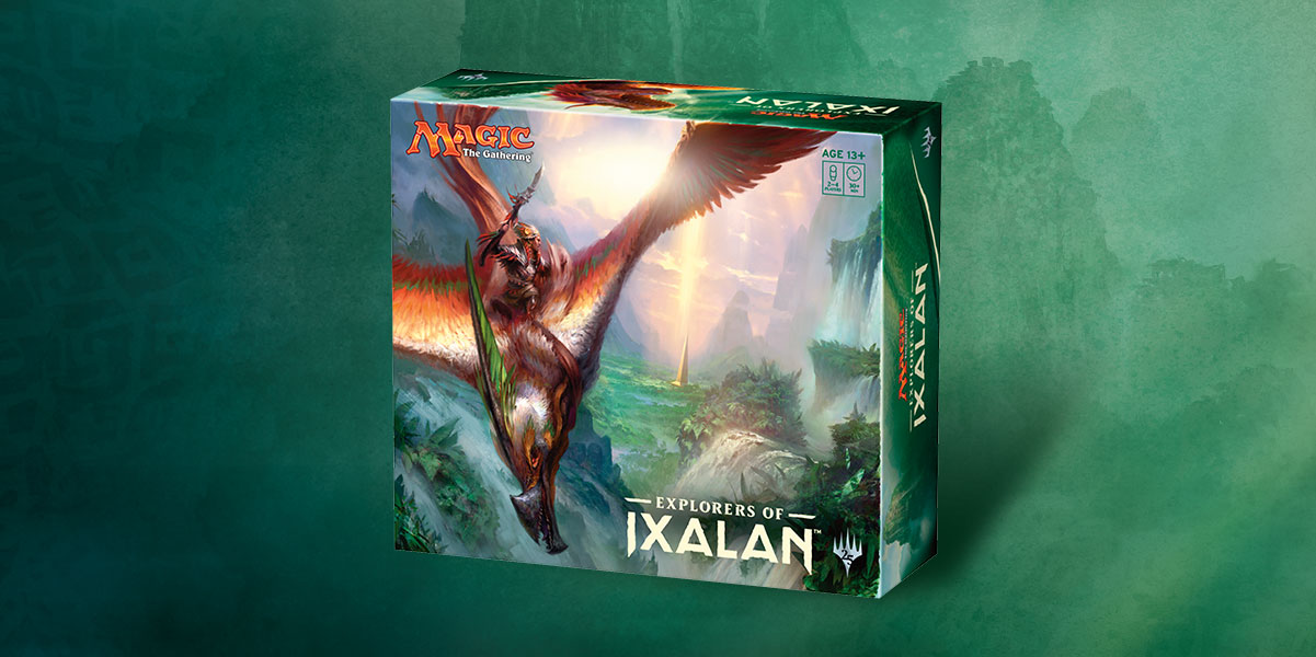MTG: Explorers of Ixalan -  Wizards of the Coast