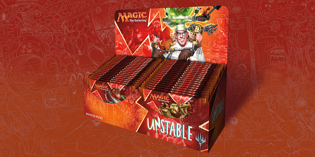 MTG: Unstable Booster -  Wizards of the Coast