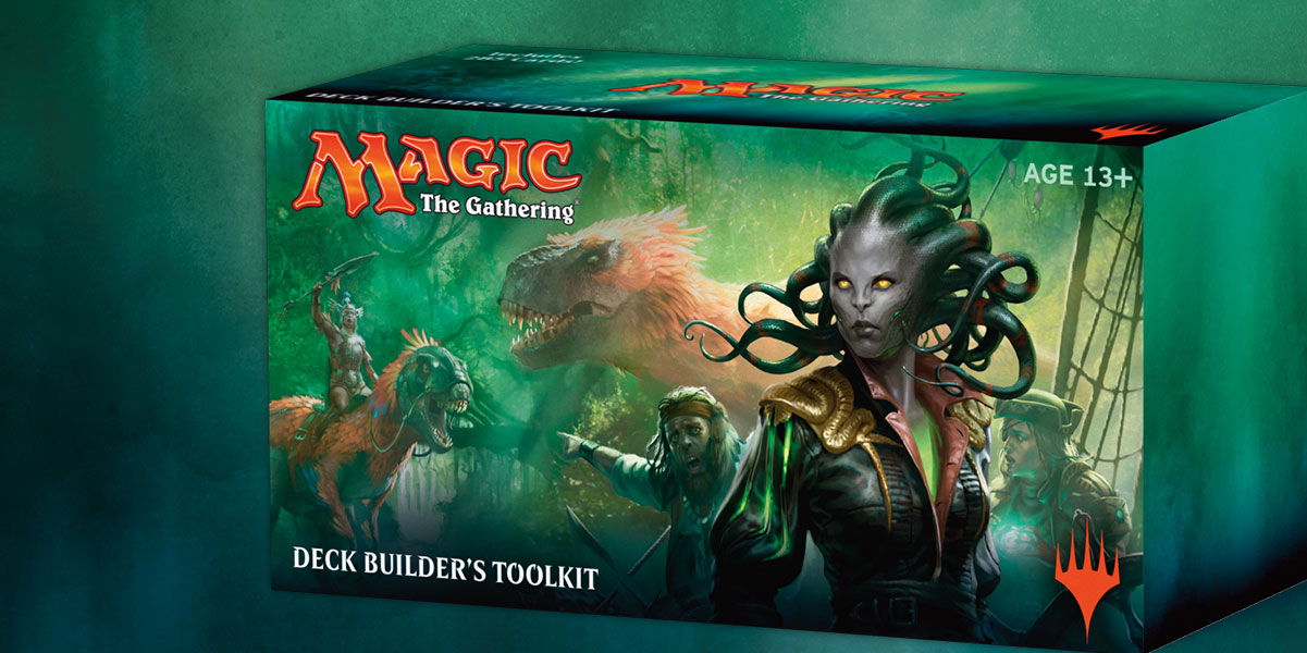 MTG: Ixalan Deck Builders Toolkit -  Wizards of the Coast