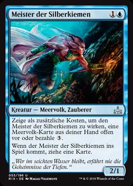 Meister der Silberkiemen
