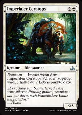 Imperialer Ceratops