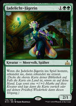 Jadelicht-Jägerin