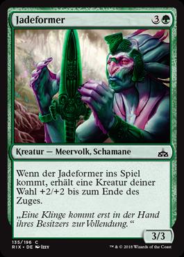 Jadeformer