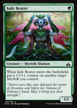 Jade Bearer