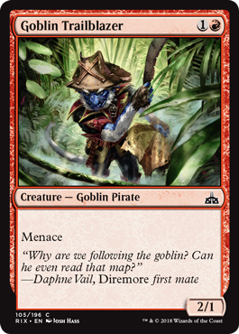 Goblin Trailblazer