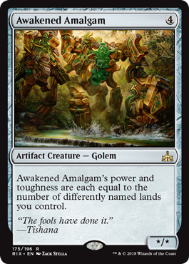 Awakened Amalgam