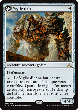 Vigile d'or