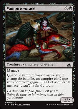 Vampire vorace