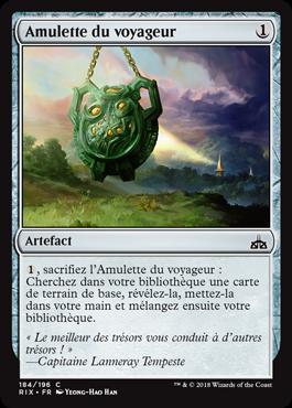 Amulette du voyageur