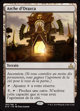 Arche d'Orazca