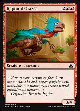 Raptor d'Orazca
