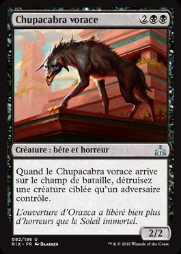 Chupacabra vorace