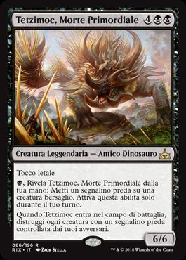 Tezimoc, Primal Death