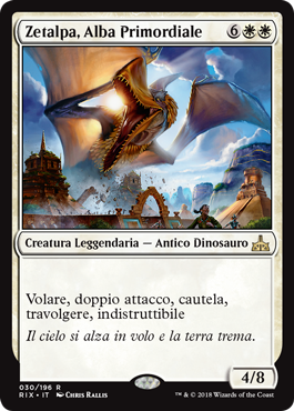 Zetalpa, Primordial Dawn