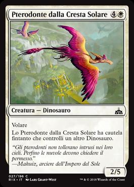 Sun-Crested Pterodon