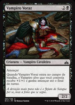 Vampiro Voraz