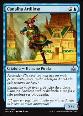 Canalha Ardilosa
