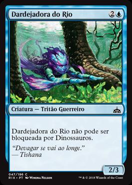 Dardejadora do Rio