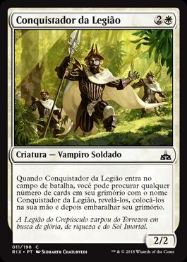 Conquistador da Legião