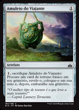 Amuleto do Viajante