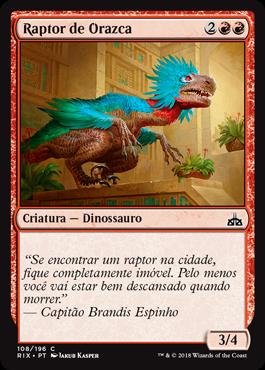 Raptor de Orazca