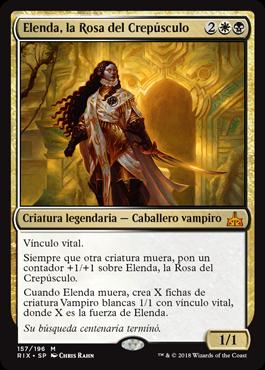 Elenda, la Rosa del Crepúsculo