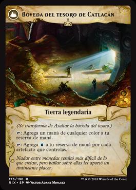 Bóveda del tesoro de Catlacán