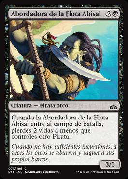 Abordadora de la Flota Abisal