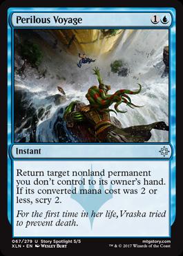 Perilous Voyage