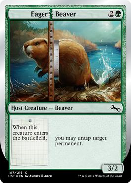 Eager|Beaver