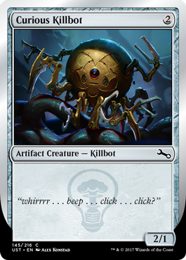 Curious Killbot