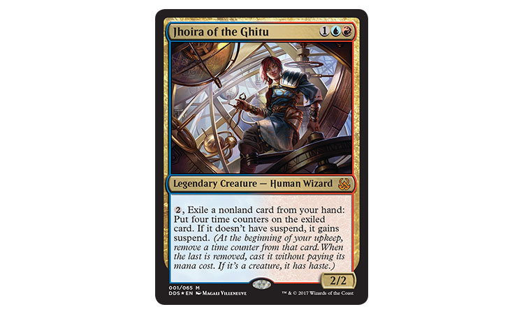 how to build a duel commander deck