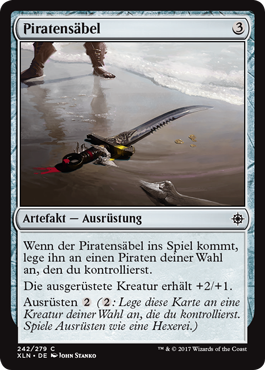 Piratensäbel