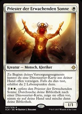 Priester der Erwachenden Sonne