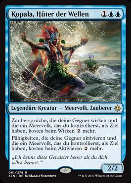 Kopala, Hüter der Wellen
