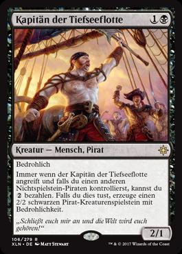 Kapitän der Tiefseeflotte