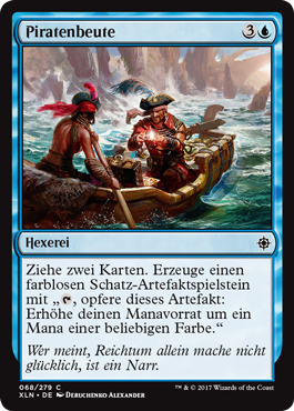 Piratenbeute