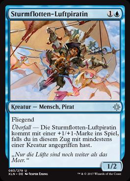 Sturmflotten-Luftpiratin