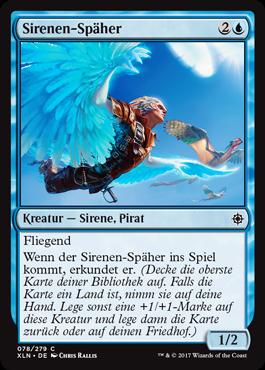Sirenen-Späher